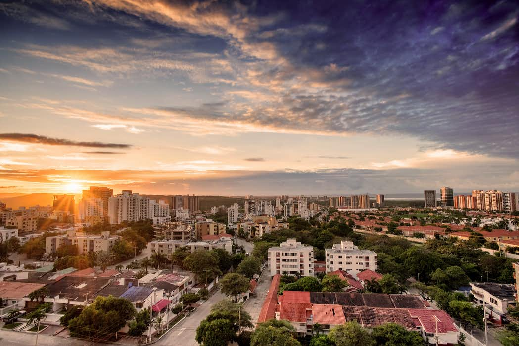How to get from Cartagena to Barranquilla