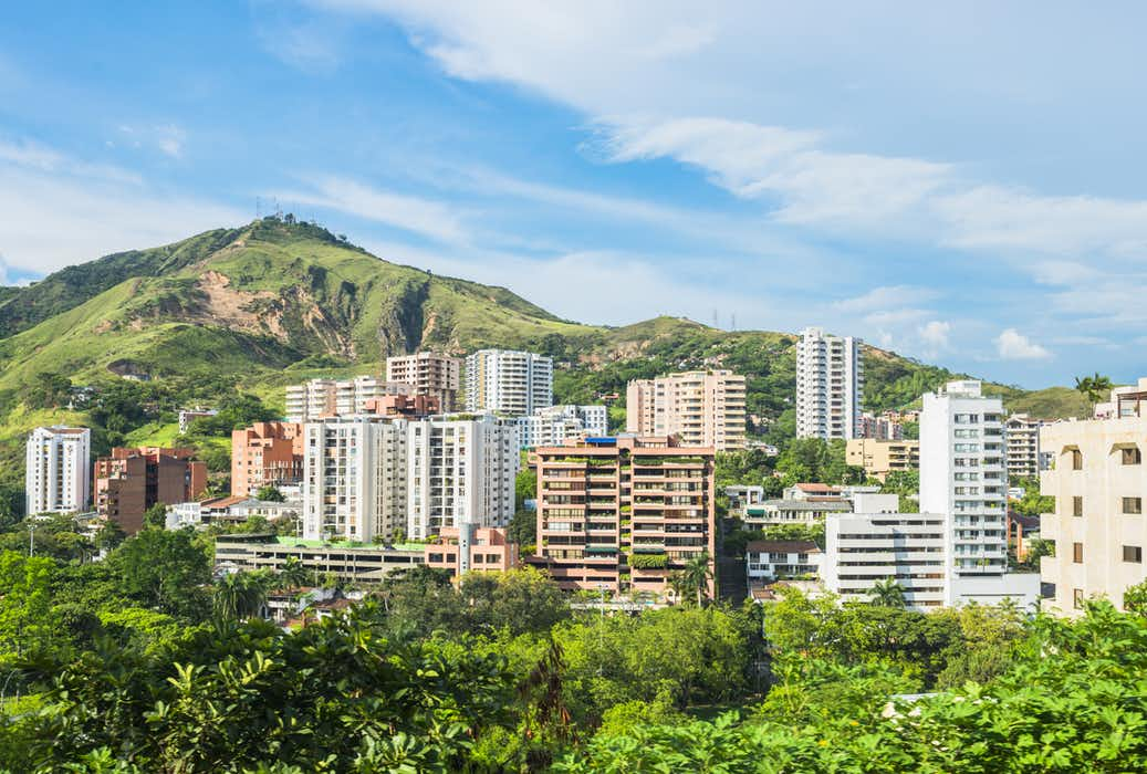 How to get from Medellin to Cali