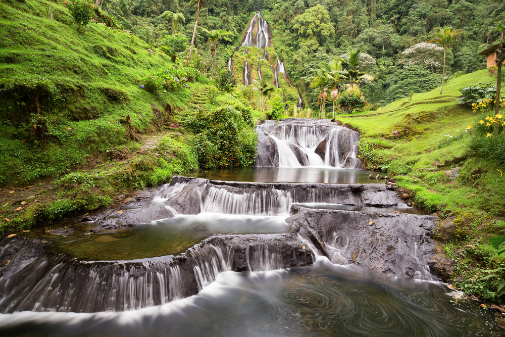 The Best Waterfalls in Colombia